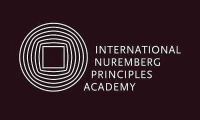 "Towards page ""International Nuremberg Principles Academy"""